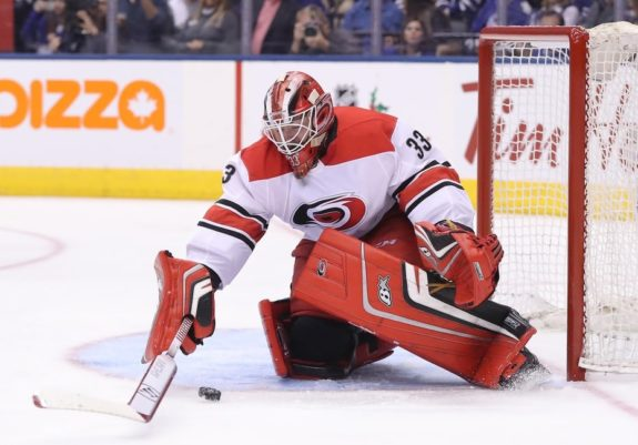 Scott Darling Carolina Hurricanes