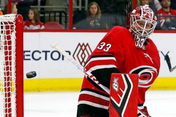 Scott Darling, Carolina Hurricanes