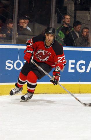 Scott Gomez New Jersey Devils