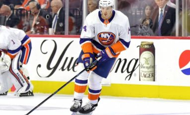 Islanders' Mayfield off to Hot Start