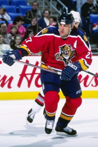 Scott Mellanby Florida Panthers