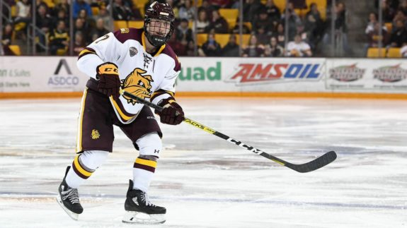 Scott Perunovich (Terry Carite Norton-UMD Athletics)