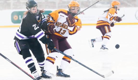 Milica McMillen (Photo Credit: Minnesota Hockey Magazine)