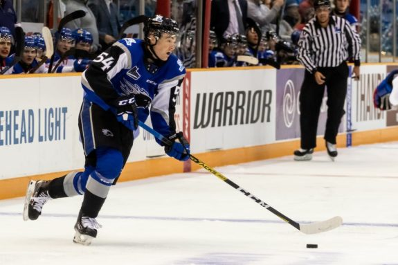 Jeremie Poirier Saint John Sea Dogs