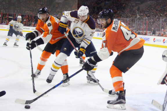 Andrew MacDonald Philadelphia Flyers