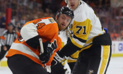 Recap: Desperate Flyers Take It to Tired Penguins