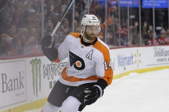 Philadelphia Flyers Sean Couturier