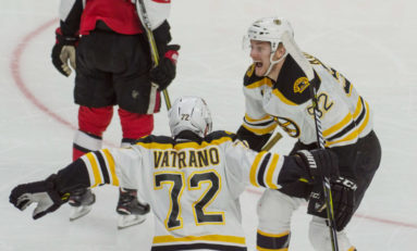Providence Bruins Showing Future Is Bright in Boston