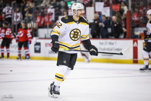 Sean Kuraly Boston Bruins