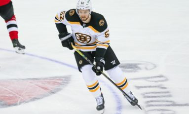 Bruins' Fourth Line Needs to Be Part of Winning Formula