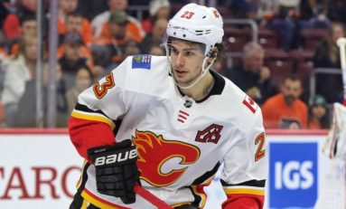 NHL & Flames Must Address Player Safety and Inadequate Equipment