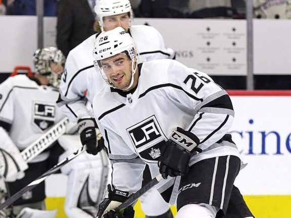 Sean Walker Los Angeles Kings