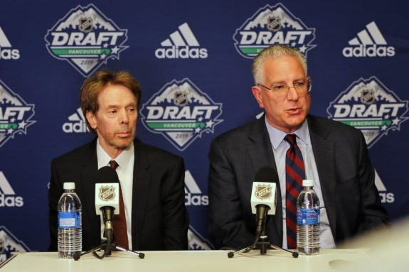 Seattle franchise owners Jerry Bruckheimer Tod Leiweke