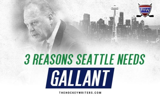 3 Reasons Seattle Needs Gallant