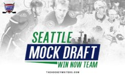 Seattle Mock Expansion Draft: Win Now Team