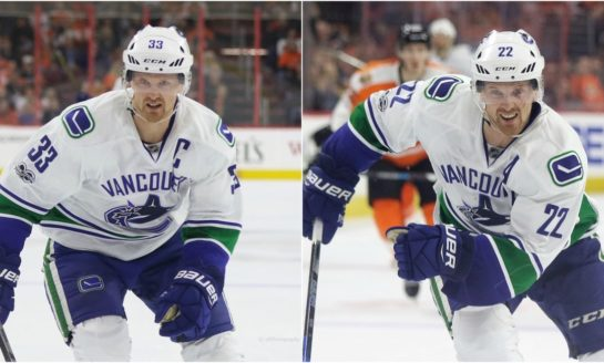 Greatest Memories from Daniel and Henrik Sedins' Careers