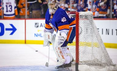 Islanders Face Goaltending Questions Due to Cap Crunch