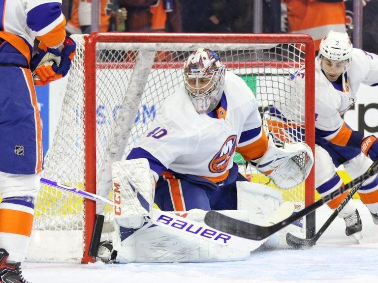 Semyon Varlamov New York Islanders