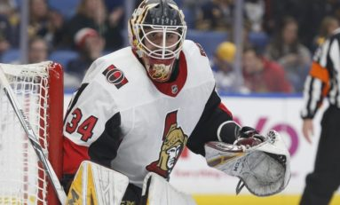 Senators' Future in Net Looks Bright - Joey Daccord
