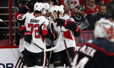 Senators' Perfect 2019-20 Season: What Does It Look Like?