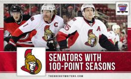Senators With 100-Point Seasons