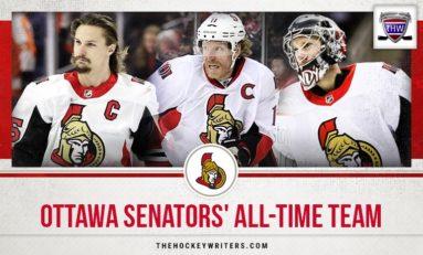 Ottawa Senators' All-Time Team