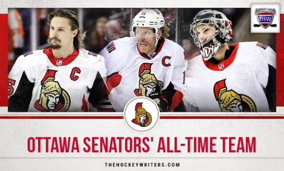 Ottawa Senators' All-Time Team