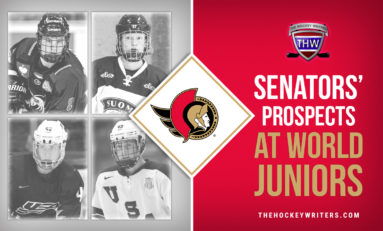 Senators' Prospects at World Juniors: Future Stars & Disappointing Picks