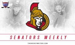 Senators Weekly: Stone, Duchene, Nilsson, Pageau & More