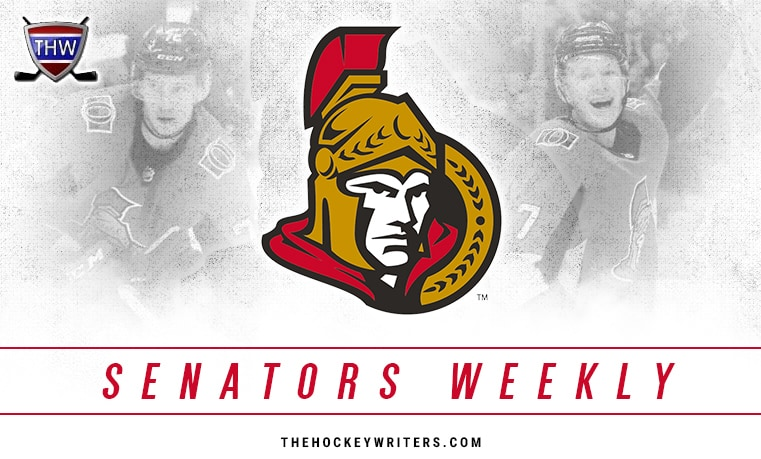 Ottawa Senators Weekly