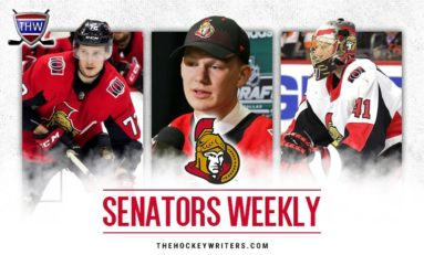 Senators' Weekly: Young Stars, Goaltending & More