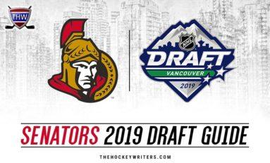 Senators 2019 NHL Draft Guide