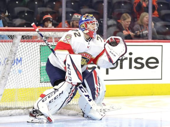 Sergei Bobrovsky Florida Panthers