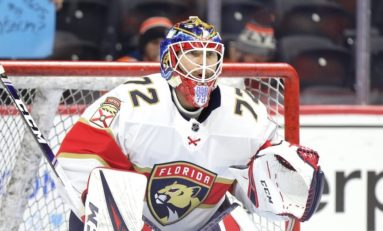The Good News for Panthers Despite Huge Bobrovsky Deal