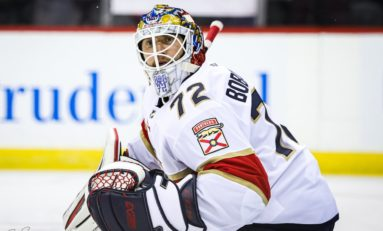 Panthers' Playoff Hopes Hinging On Goaltending