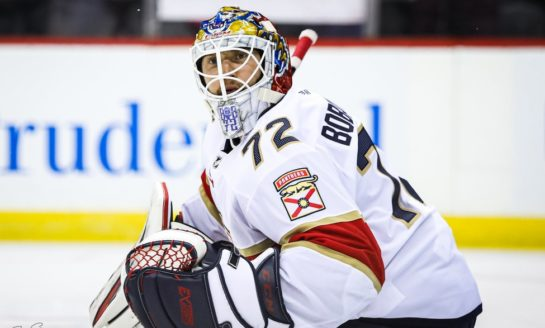 Panthers & Bobrovsky Looking to Break Slump Out West