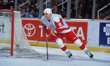 Today in Hockey History: Oct. 27