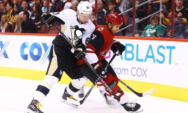 Sergei Plotnikov: Rough Times with Penguins & Coyotes