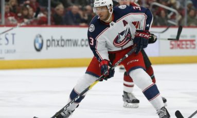 Blue Jackets Look to Move Past Drama of Departing Stars