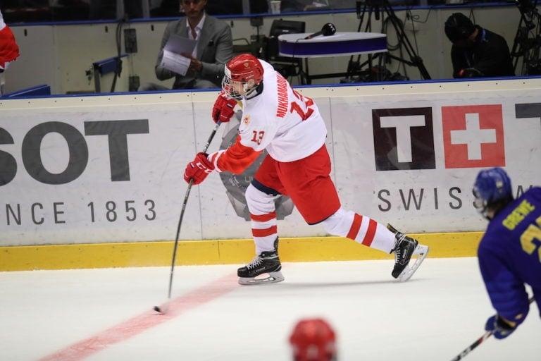 Shakir Mukhamadullin Team Russia
