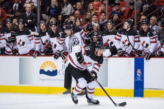 Team Canada Shane Bowers