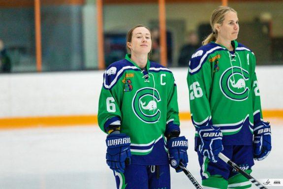 Shannon Doyle, Jordan Brickner