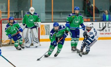 Whale Captain Shannon Doyle Back For One Last Chance at Isobel Cup