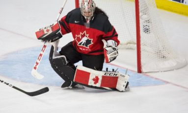 Szabados Signing Solidifies Beauts' Goaltending