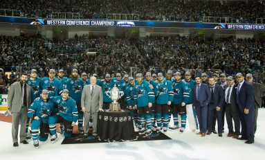 San Jose Sharks 2015-16 Review: Summary