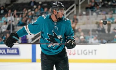 Sharks' Kane Sued by Vegas Casino over Gambling IOUs