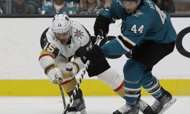 Sharks Reach Game 7 With Help of 'Steady Eddie'