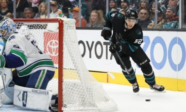 Sharks Surge Fueled by Newcomers