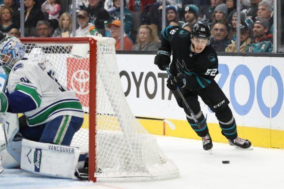 San Jose Sharks Lukas Radil