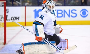 Sharks See Jones' Struggles Resurface...Again